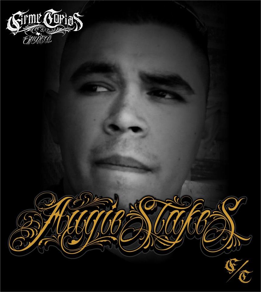 Tattoo Artist Augie Stakes - Firme Copias