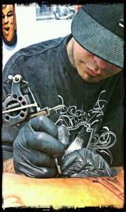 Tattoo Artist John Smith
