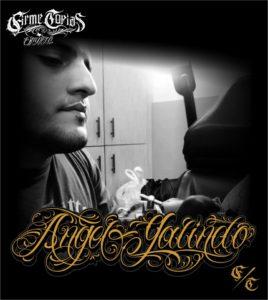 Tattoo Artist Angel Galindo