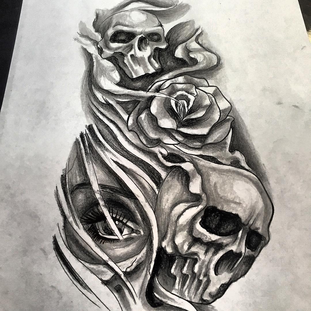 San Antonio Tattoo Artist - Brad - Firme Copias