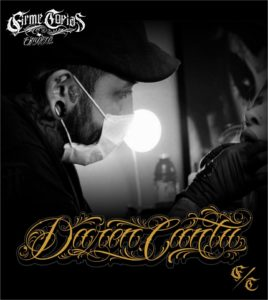 Tattoo Artist Darren