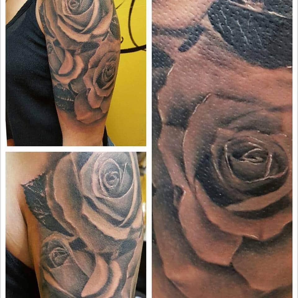 Augie stakes firme copias for Firme copias tattoo
