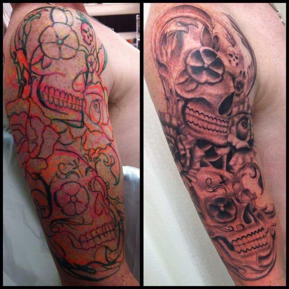 Brad firme copias for Tattoo shops wichita ks