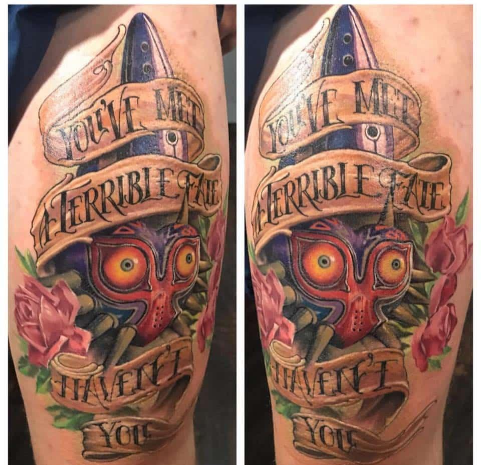 Custom Tattoo Art in San Antonio- Firme Copias