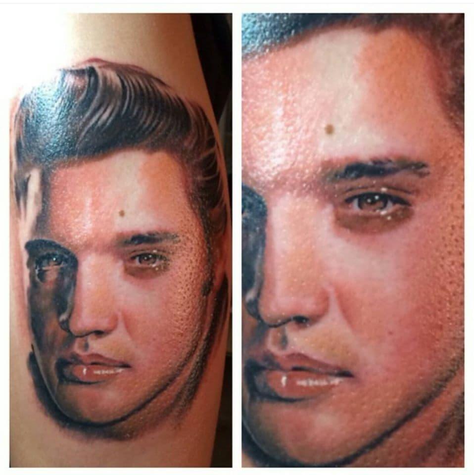 Portrait Tattoo Artist in Texas - Firme Copias