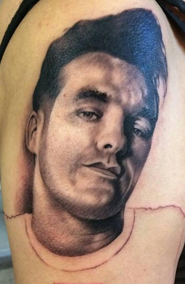 Portrait Tattoo Artist Texas - Firme Copias