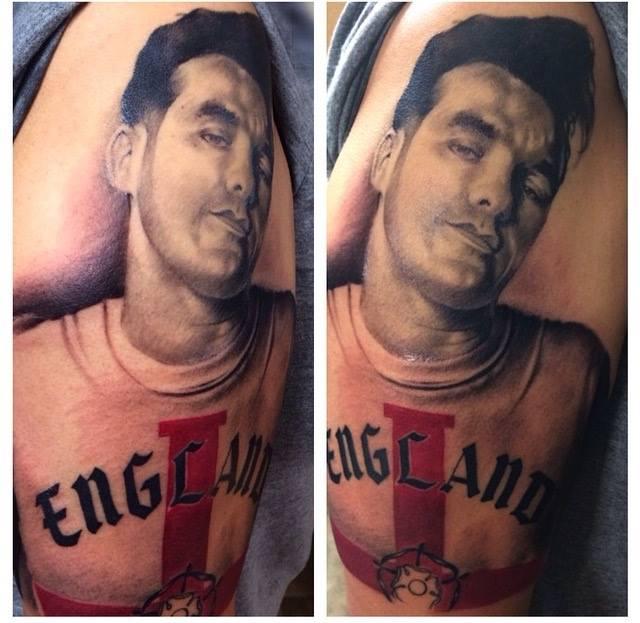 Portrait Tattoo Artist San Antonio - Firme Copias